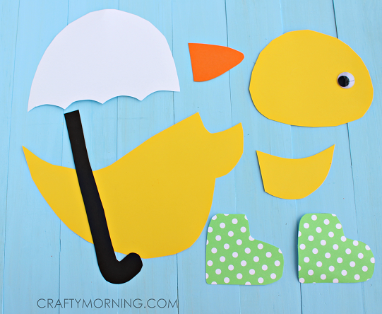 RAINY-DAY-DUCK-SPRING-CRAFT-FOR-KIDS-