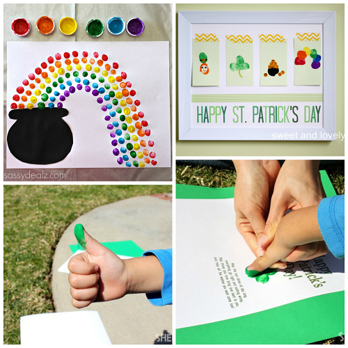 fun-fingerprint-st-patricks-day-crafts-for-kids