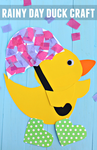 rainy-day-duck-umbrella-spring-craft-for-kids