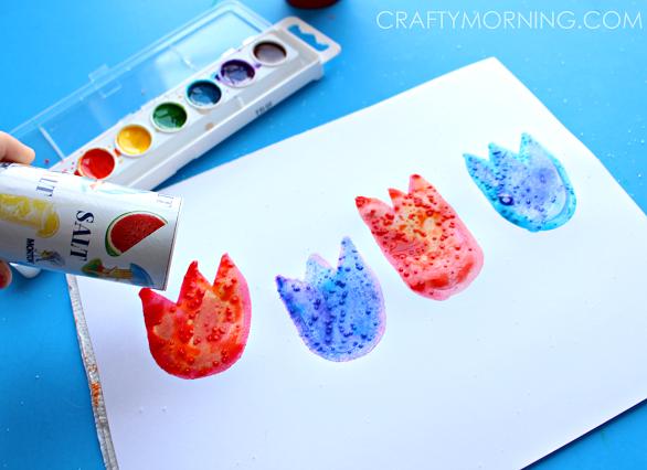 salt-tulip-spring-art-craft-for-kids