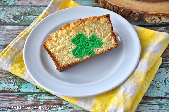 shamrock-peek-a-boo-pound-cake