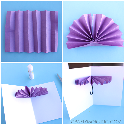 3d-umbrella-spring-craft-for-kids-