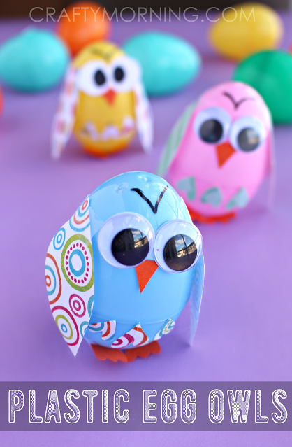 PLASTIC-EASTER-EGG-OWL-CRAFT-FOR-KIDS