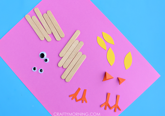POPSICLE-STICK-EASTER-CHICK-KIDS-CRAFT