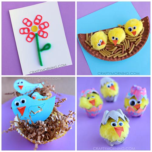 adorable-spring-crafts-for-kids