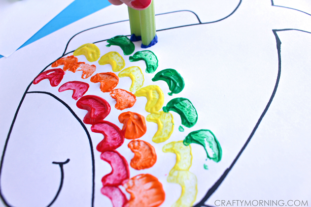 celery-stamping-rainbow-fish-craft-for-kids