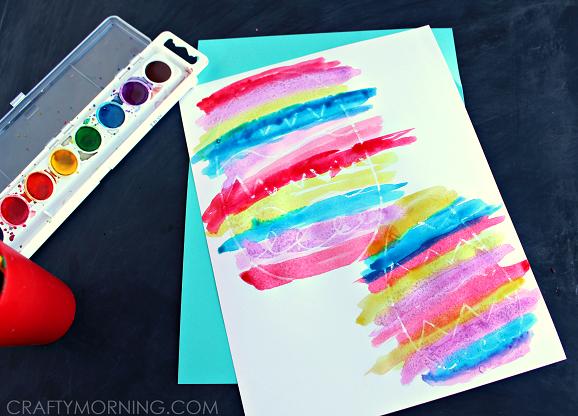 crayon-resist-easter-egg-kids-craft