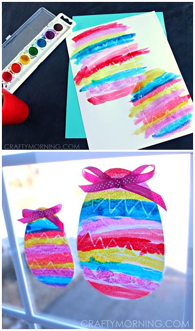 crayon-resist-easter-egg-window-decoration-craft-for-kids