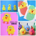The Most Adorable Chick Crafts for Kids