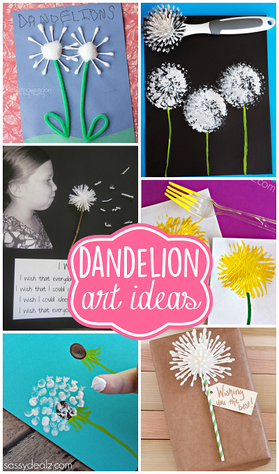 dandelion-art-craft-ideas-for-kids