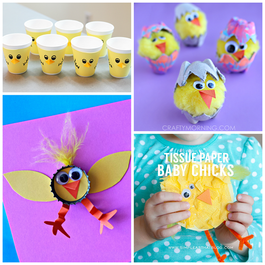 easter-chick-crafts-for-kids-to-make-
