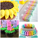 Fun Easter Treats Made with Marshmallow Peeps