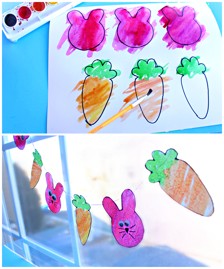 Easy Fun Easter Crafts For Kids Crafty Morning