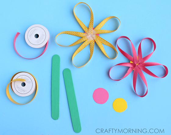 flower-popsicle-stick-spring-kids-craft