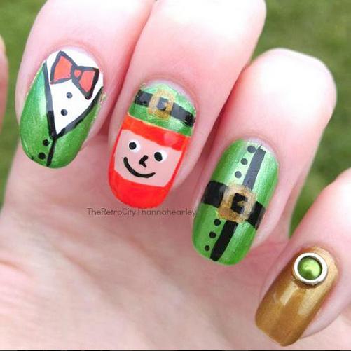 leprechaun-st-patricks-day-nail-idea