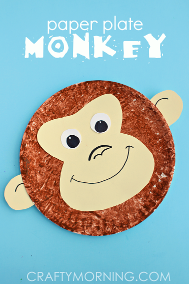 paper-plate-monkey-craft-for-kids-to-make