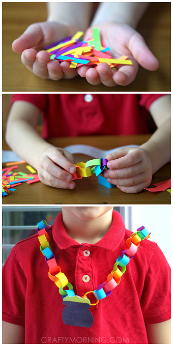 rainbow-chain-necklace-st-patricks-day-craft-for-kids