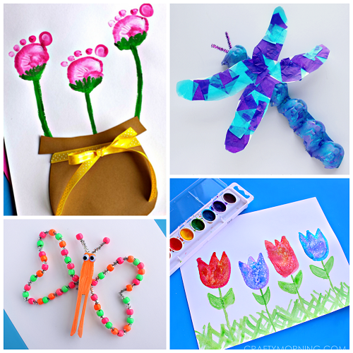 spring-crafts-for-kids-to-make-