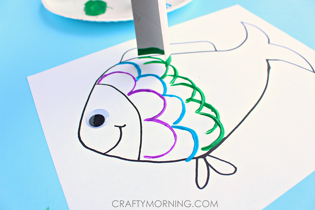 toilet-roll-fish-scale-kids-craft