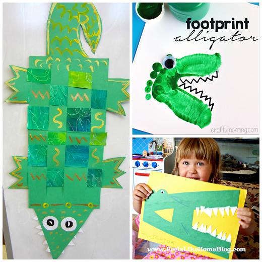 alligator-crocodile-crafts-for-kids-