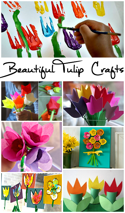 beautiful-tulip-crafts-for-kids-to-make