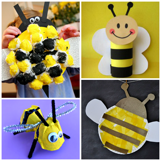 bumble-bee-crafts-for-kids