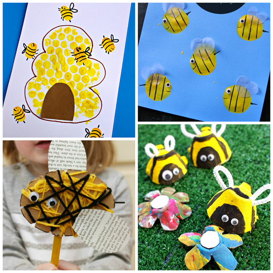 bumble-bee-kids-crafts