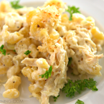 Cheesy Chicken Alfredo Recipe
