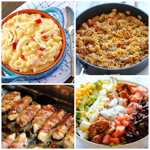 chicken-and-bacon-recipes-for-dinner