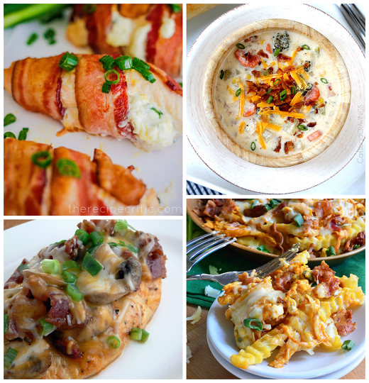 Delicious Chicken and Bacon Recipes