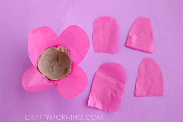 egg-carton-tissue-paper-tulips-kids-craft