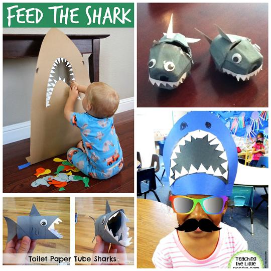 fun-shark-crafts-for-kids