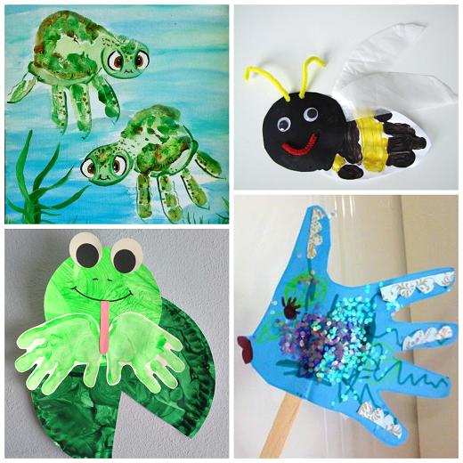fun-summer-handprint-crafts-for-kids