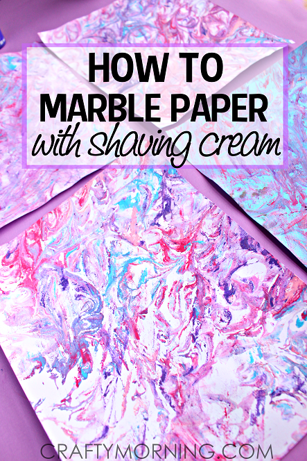 how-to-marble-paper-with-shaving-cream-kids-craft