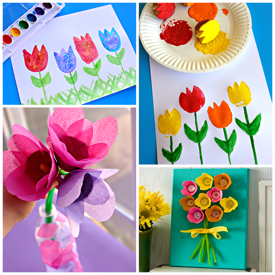 pretty-tulip-crafts-for-kids-to-make