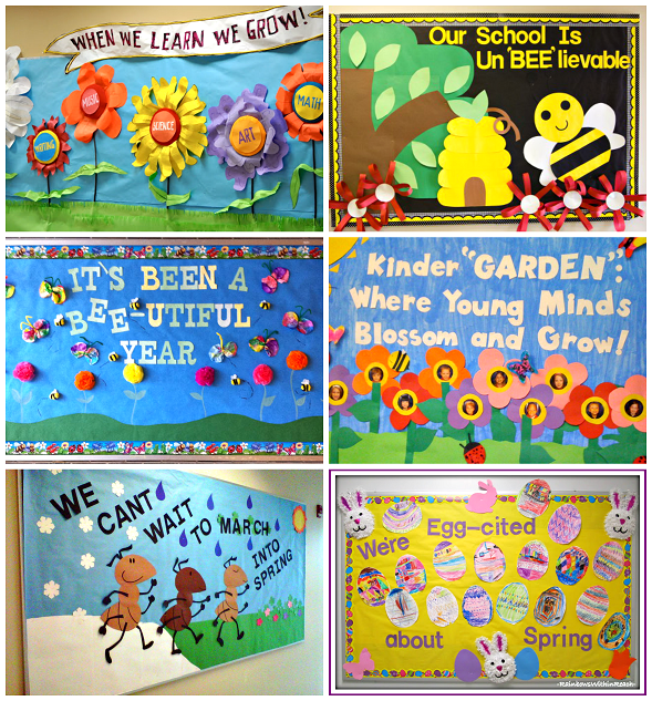 Happy New Year Bulletin Board Ideas 33