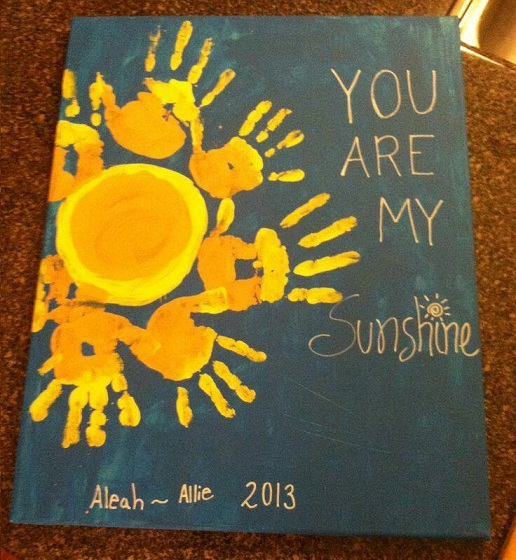 you-are-my-sunshine-handprint-canvas