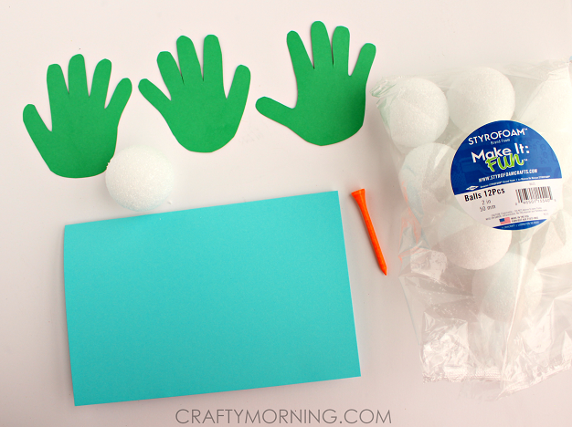 handprint-golfball-fathers-day-kids-craft-card