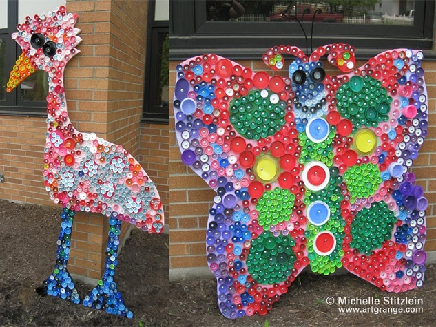 bottle-cap-art