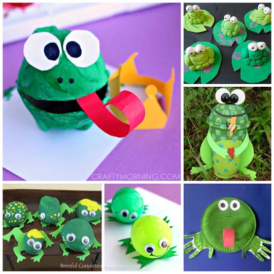 frog-crafts-for-kids
