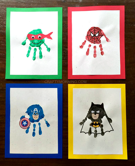 handprint-superhero-kids-crafts