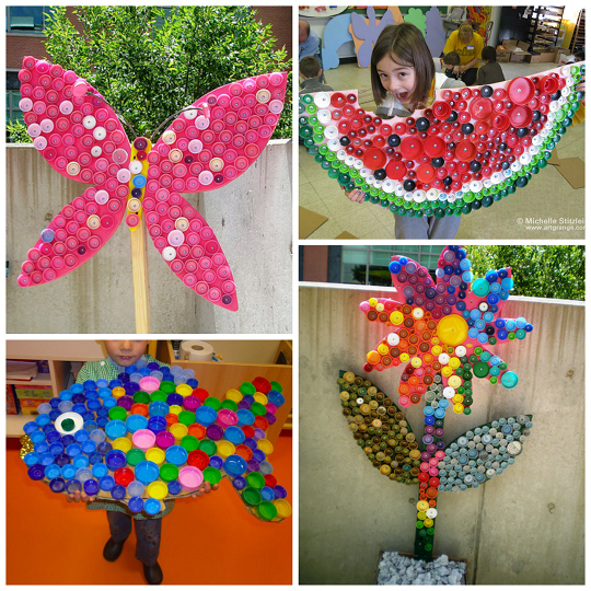 plastic-bottle-cap-crafts-to-make