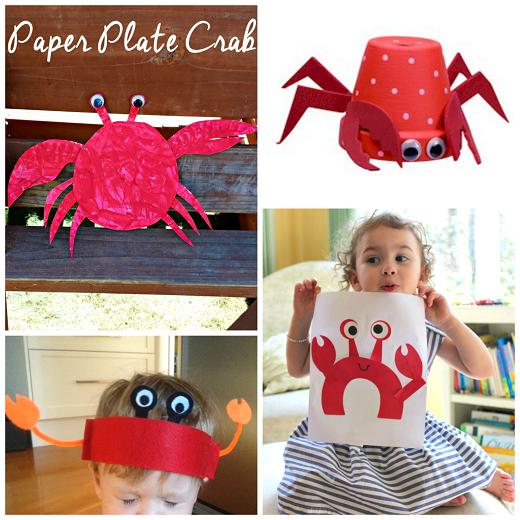 summer-beach-crab-kids-crafts
