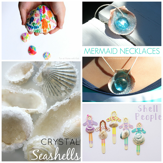 cute-seashell-craft-ideas-for-kids