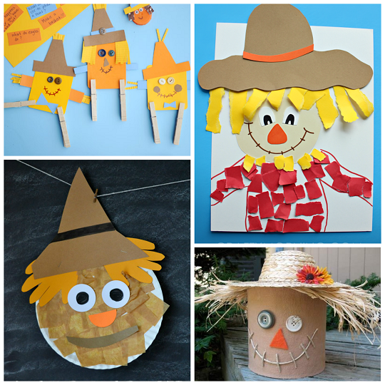 cute-fall-scarecrow-crafts-for-kids-