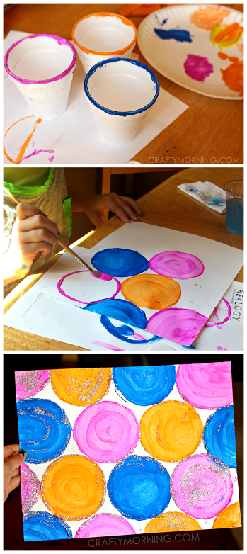 easy-circle-cup-painting-kids-craft-kandinksy
