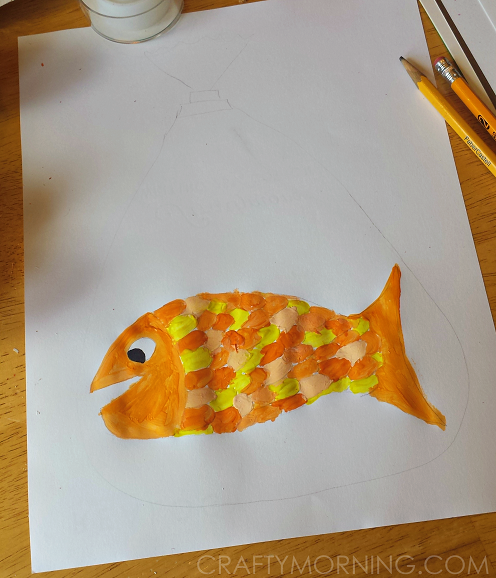 goldfish-in-a-bag-craft-for-kids