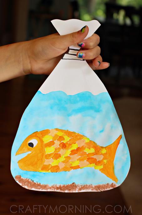 goldfish-in-a-bag-kids-craft-