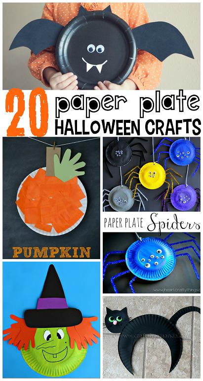 20-paper-plate-halloween-kids-crafts