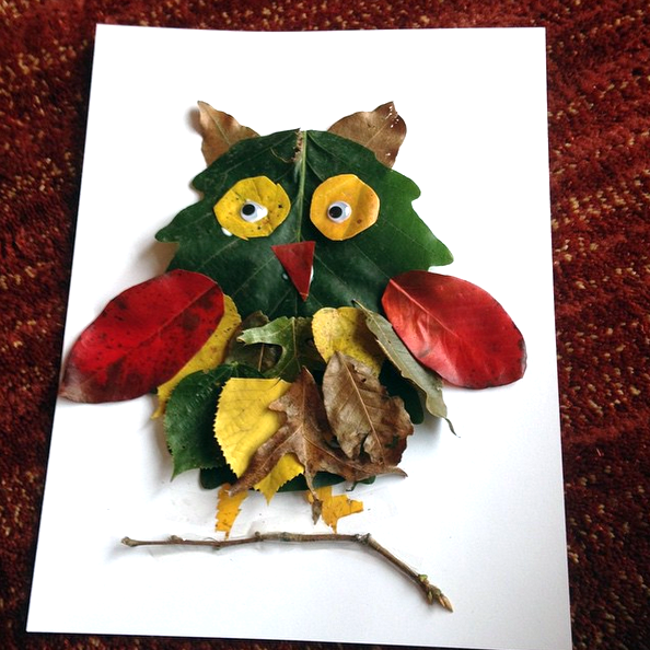 fall-leaf-owl-animal-craft-for-kids-to-make2